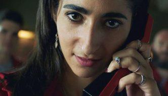Alba Flores es actriz