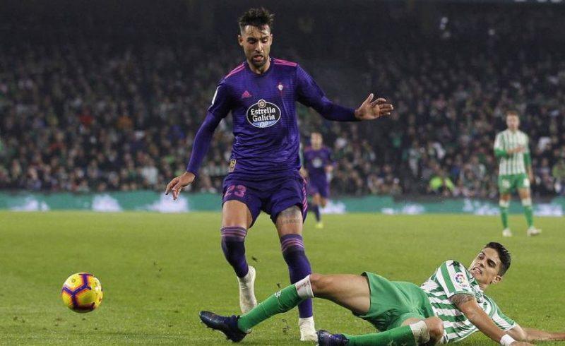 Brais Méndez es un jugador del Celta de Vigo